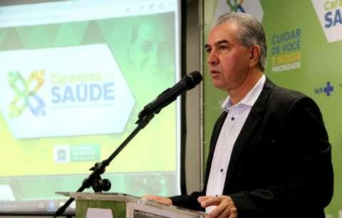 PF buscou documentos da secretaria de Obras de 2007 e 2008, diz Reinaldo