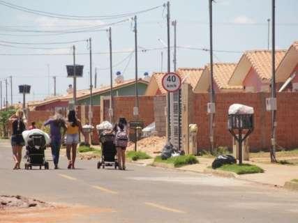 Programa de moradia agora financia telhado, que antes ficava para beneficiários