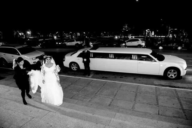 Limousine é a tradição. (Foto: Studio Volkoph)