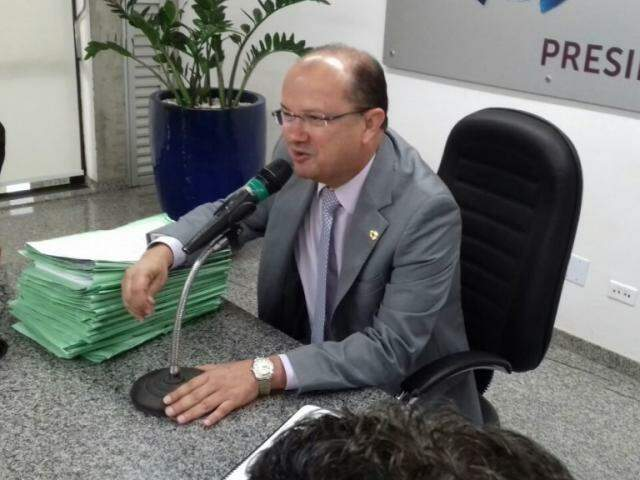 Como antecipado por deputados à reportagem, Barbosinha foi eleito por unanimidade para comandar a CCJR. (Fotos: Leonardo Rocha)
