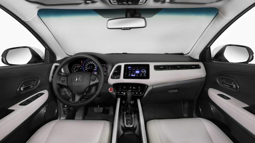 Honda HR-V com motor turbo chega em junho