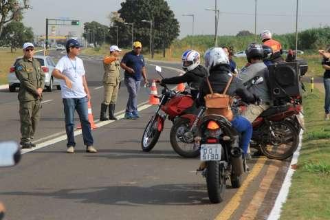 Perigo em 2 rodas: 57% dos mortos em acidentes são motociclistas