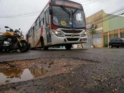 Prefeitura abre licitação para sinalização de corredor de ônibus na Brilhante
