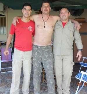 Turista encontrado no Pantanal andou 70 km na mata e teve que se livrar de onça
