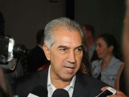 Reinaldo diz que deve anunciar vice só no final de julho
