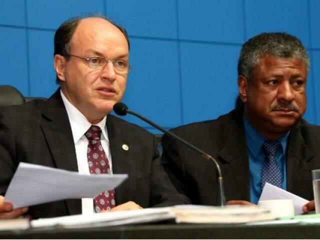 Mochi revelou também preocupação com os acessos aos municípios pela BR-163. (Foto: Wagner Guimarães/ALMS)