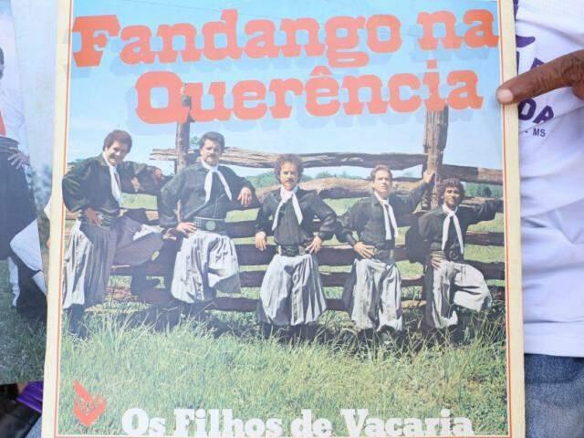 Foto feita em frente ao museu José Antônio Pereira. (Foto: Paulo Francis)