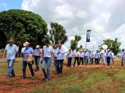 Baixo Carbono é tema de feira de tecnologia agropecuária na Capital