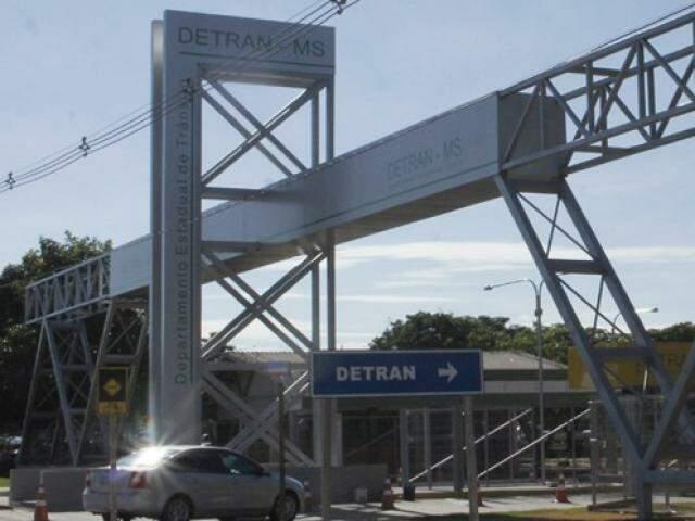 Convênio entre Detran e Banco do Brasil já existe mas recebeu aditivo (Foto/Divulgação)