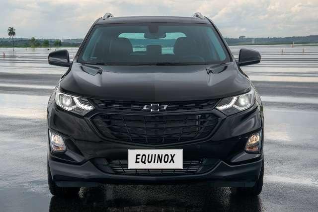 Equinox Midnight chega com inédito motor 1.5 turbo de 172 cv