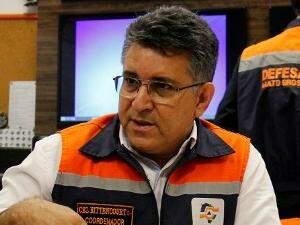 Ex-coordenador da Defesa Civil estadual, Isaías Bittencourt é o próximo na lista de suplentes. (Foto: Arquivo)