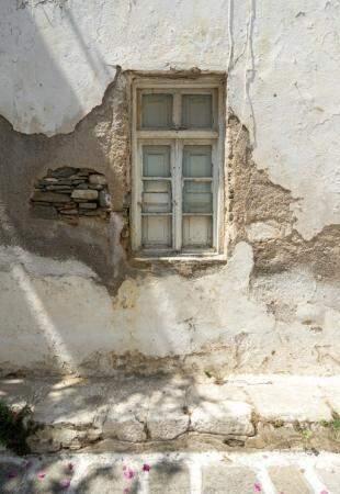 Por terem o estilo grego azuis e brancos tão marcante em suas construções... (Foto: Janaina Lott)