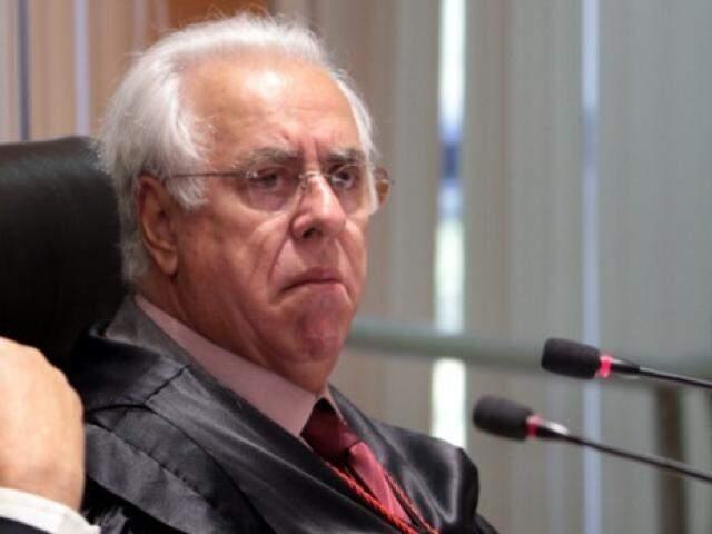 Desembargador Marinho manteve condenação em primeira instância contra site de vendas. (Foto: TJMS/Divulgação)