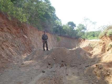 PMA autua empresa por degradação de área protegida no Pantanal