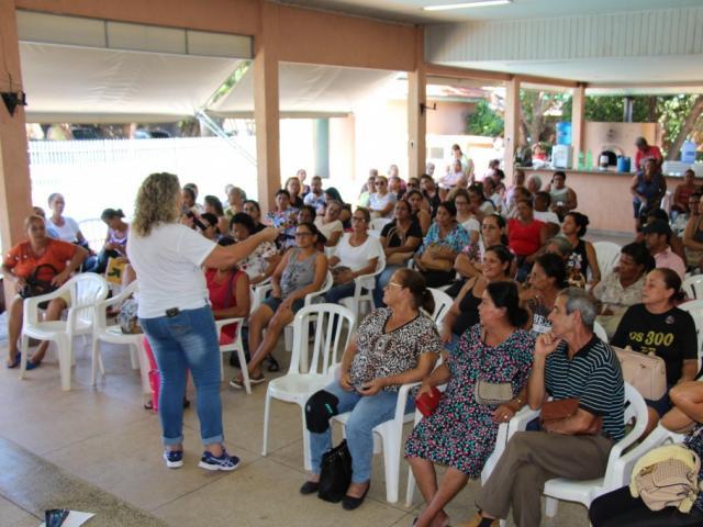 ONG passou diversos municípios do interior e bairros da Capital em abril e maio (Foto: Divulgação)
