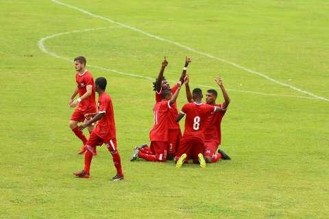 Comercial fica no empate por 1 a 1 e assume vice-liderança de grupo