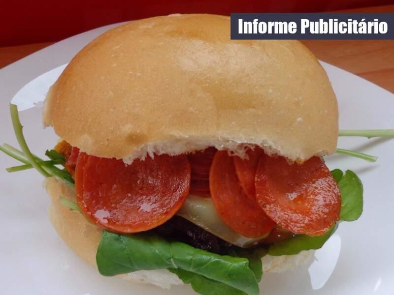 Rodizio de mini lanches tem novidades, como o de pepperoni. (Foto: Divulgação)