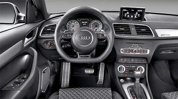 Audi Q3 chega ao Brasil na versão RS, de 310 c