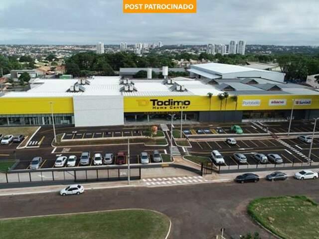 Loja fica na Avenida Ministro João Arinos, saída para Três Lagoas. (Foto: Divulgação)