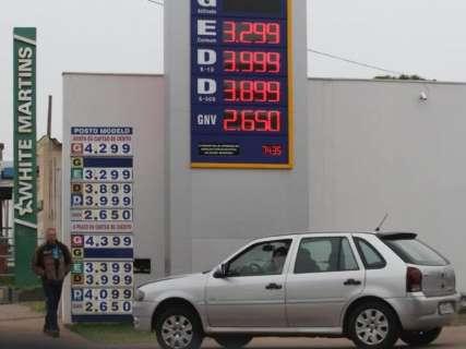 Uma semana após anúncio da queda de R$ 0,46, diesel ainda não baixou