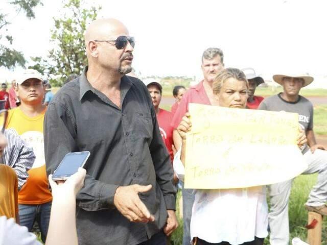 Vanildo de Oliveira, multado em quase R$ 1 milhão por descumprir ordem judicial (Foto: Helio de Freitas)