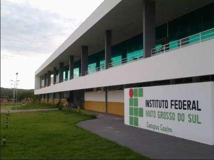 Matrícula para cursos a distância do IFMS deve ser feita nos dias 19 e 20