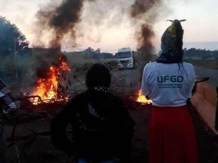 Estudantes criticam nomeação de reitora e apontam intervenção na UFGD