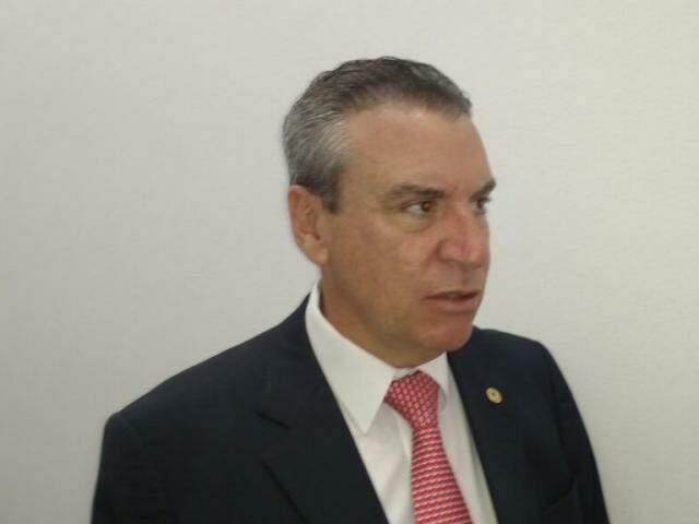 Presidente da CPI, deputado Paulo Corrêa, PR.(Foto: Leonardo Rocha).