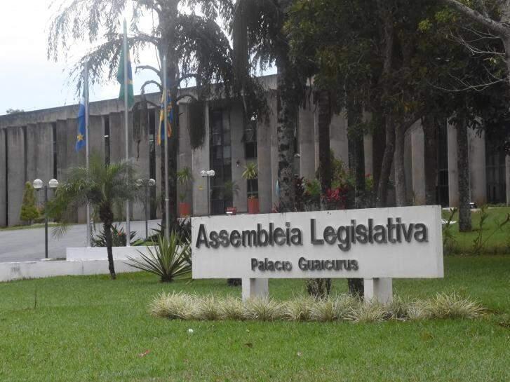 Assembleia Legislativa concedeu reajuste de 3% aos funcionários. (Foto: Paulo Francis)