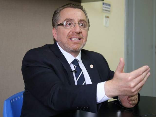 Mansour defende gestão e destaca novas ideias levadas à OAB-MS