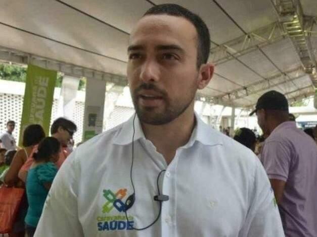Estevão tinha 29 anos e era um dos coordenadores da Caravana da Saúde (Foto: Jessica Barbosa/Governo do Estado)