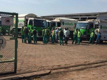 Prefeitura diz que depositou R$ 540 mil para Solurb pagar salários