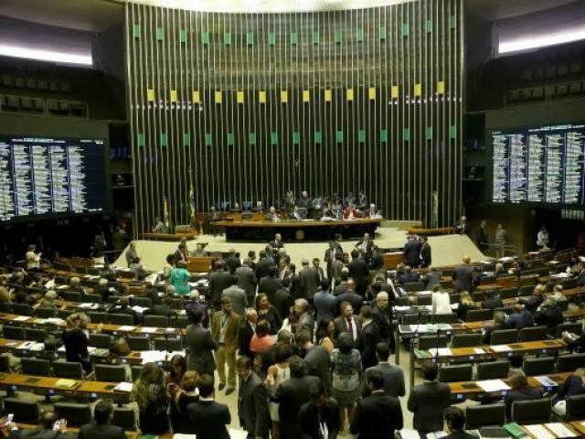 Câmara dos Deputados aprova aumento de pena para roubo com uso de explosivos. (Foto: Wilson Dias/Agência Brasil)