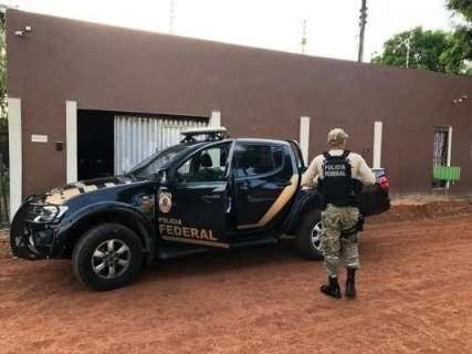 Operação contra transporte aéreo de cocaína cumpriu 13 mandados em MS