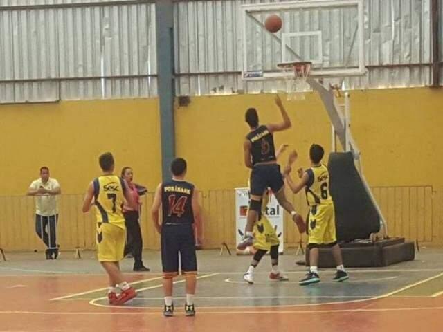 Torneio de basquete terá confrontos neste sábado (Foto: Divulgação)