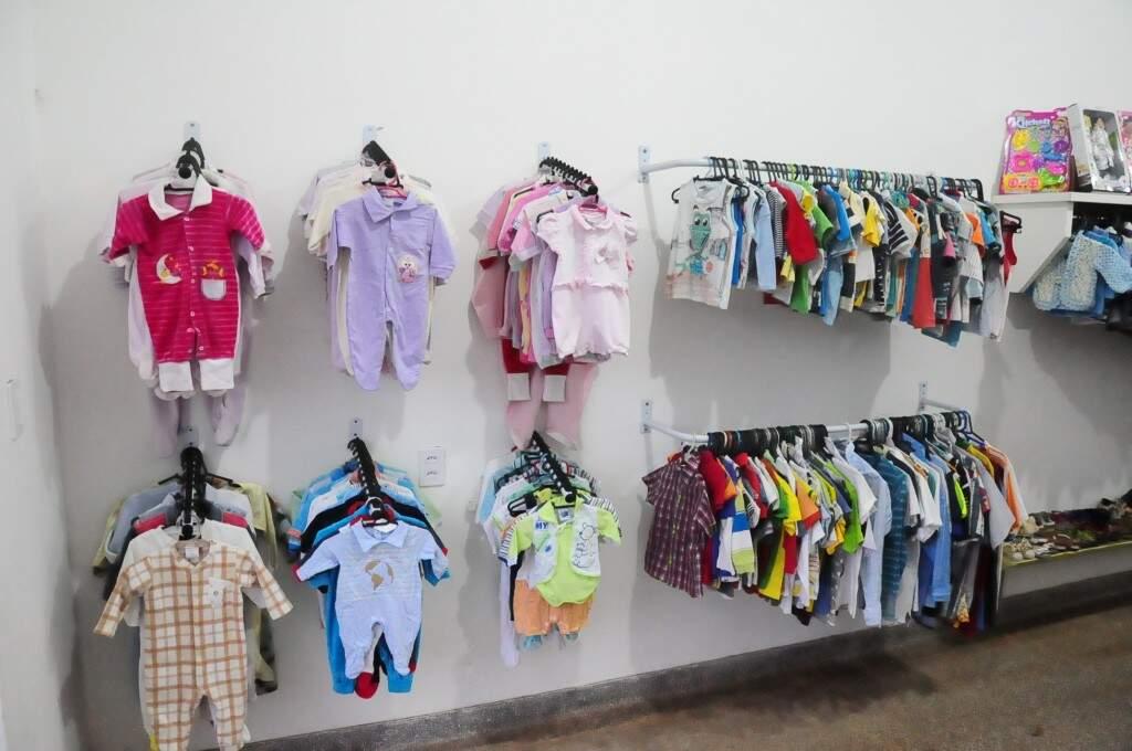 A loja fica na Rua Evelina Figueiredo Selingard, 910, Parque do Sol. (Foto: Paulo Francis)