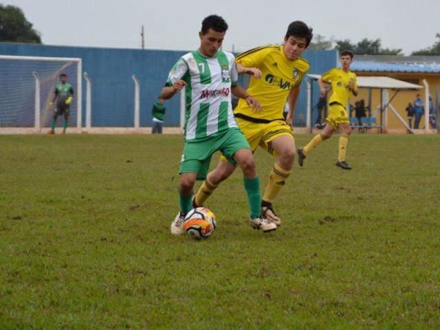 Estadual sub-17 tem rodada dupla neste sábado em Campo Grande (Foto: Grêmio Santo Antônio/Divulgação)