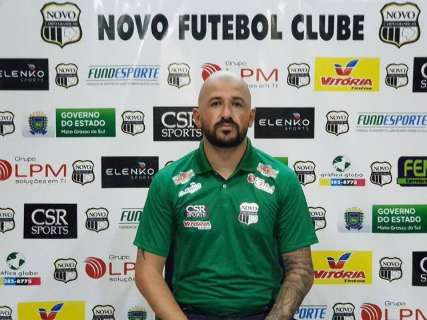 Novo anuncia parceria com clube paulista para jogar Série D