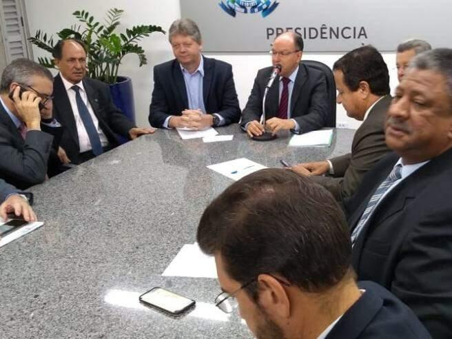 Representantes do governo vão detalhar os projetos e tirar as dúvidas dos deputados sobre as matérias (Foto: Leonardo Rocha)