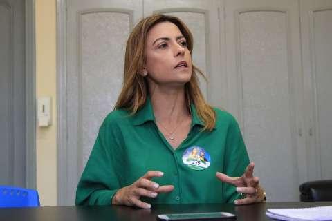 Soraya cita economia e combate à corrupção como foco no Senado