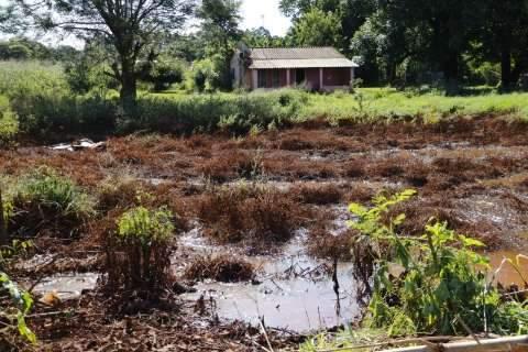 Com casas ainda no meio da lama, índios voltam a bloquear rodovia amanhã
