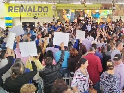 Assis diz que PSDB espera até 14 partidos e quer ter as maiores bancadas