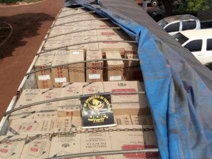 Fábrica de presidente do Paraguai vende 80% do cigarro que entra no País