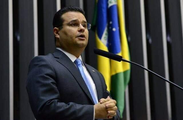 Deputado Fábio Trad (PSD) apresentou 17 projetos desde dezembro de 2017 (Divulgação)