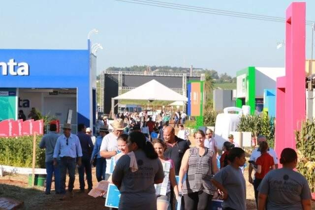 Este ano, são esperados 16 mil visitantes nos três dias de Showtec. (Foto: Divulgação)