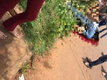 Matança continua na fronteira: ferido a tiros, homem morre no hospital