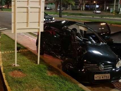 Feriado teve 3 mortes no trânsito da Capital