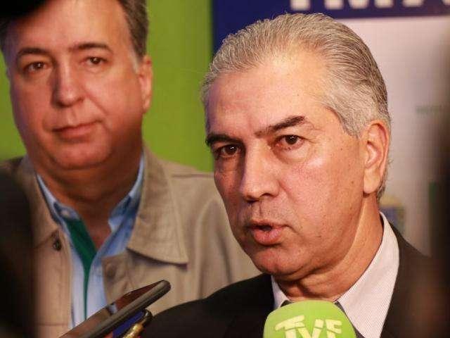 Reinaldo vai avaliar se adere a plano de socorro aos estados de Bolsonaro