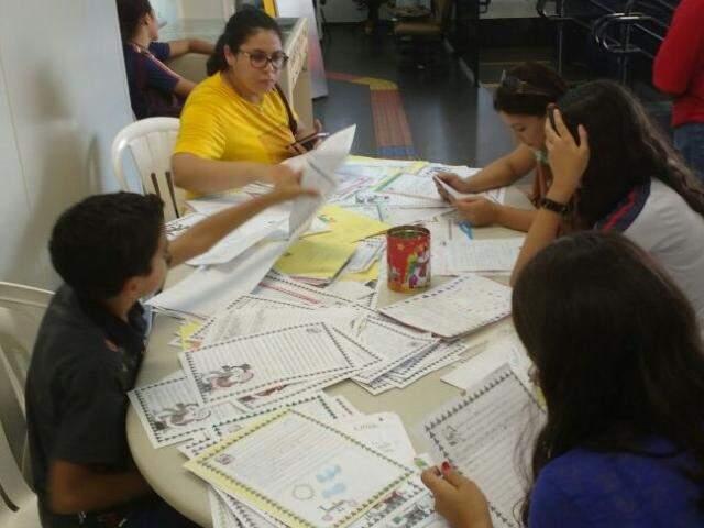 Cartas podem ser adotadas nas agências dos Correios em 26 municípios do Estado (Foto: Kleber Clajus)