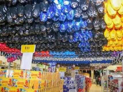 Diferença de preço do Ovo de Páscoa chega a 90% em Campo Grande